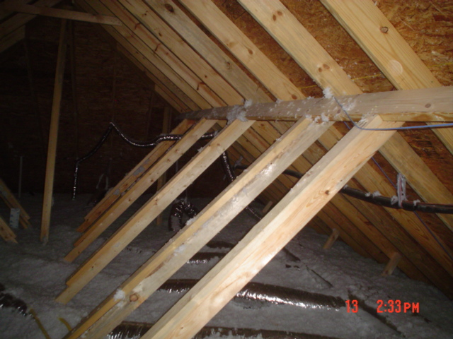 Rafters Purlins