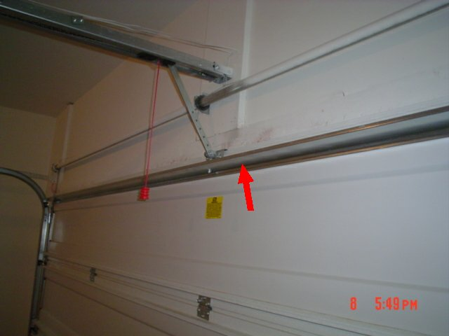garage door braceSeeExamplecom